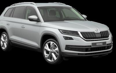 Soutěž o nadupanou čtyřkolku Škoda Kodiaq se Sazkou