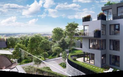Vyhrajte luxusní byt s výhledem na Prahu v pátečním losování Eurojackpotu
